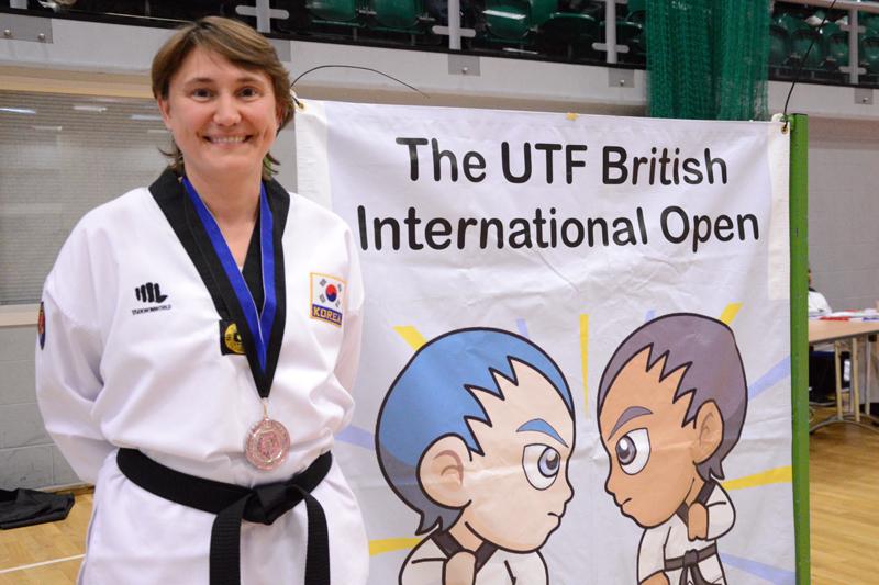 Intl British Open Poomsae 12 juillet 2014